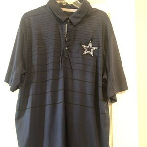 Dallas Cowboys Dri-Fit Polo shirt